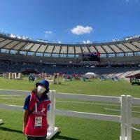 オリンピックボランティアに参加してきました!(第1弾)