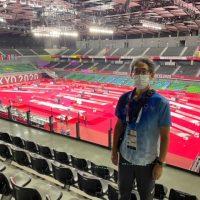 東京オリンピック2020+1近代五種のメディカルスタッフとして参加して!